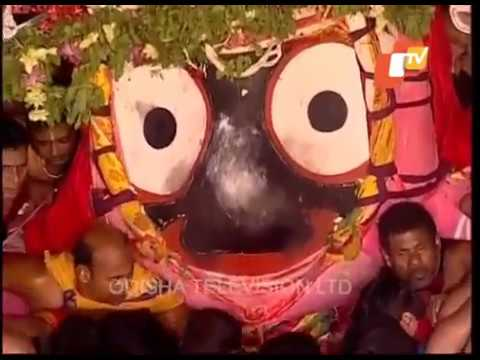 Lord Jagannath Niladri Bije | Goti Pahandi - Puri Rath Yatra 2017