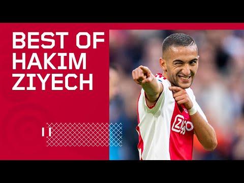 𝟮𝟮:𝟮𝟮 minutes of magic... 🎩  | Best of Hakim Ziyech