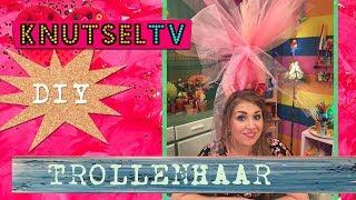 KnutselTV - Tip Trollenhaar