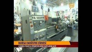 Bursa'da endüstri zirvesi