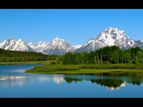 Visiting Grand Teton National Park, National Park in Wyoming, United States