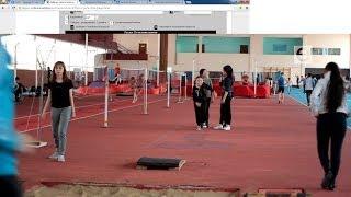 Популярно ли занятие легкой атлетикой среди молодежи Караганды?