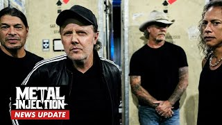 METALLICA Sues Insurance Company Over No Compensation For 2020 Tour Cancellation | Metal Injection