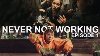 Never Not Working EP.1| Ye Album Release