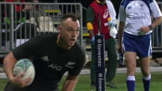 New Zealand v South Africa - Castle Lager Rugby Championship