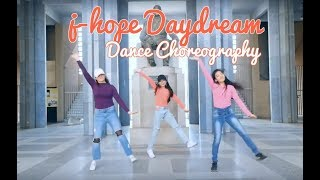 j-hope 'Daydream (백일몽)' | Dance Choreography
