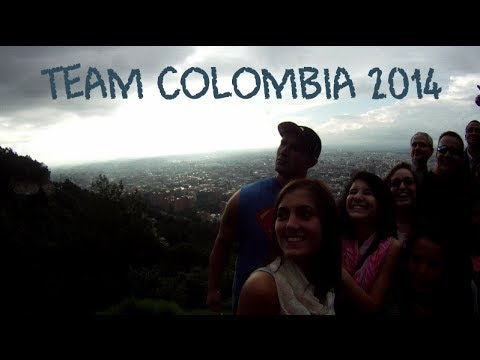 Team Colombia 2014