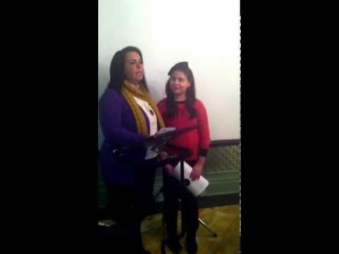 Ayalas chai lifeline speech intro