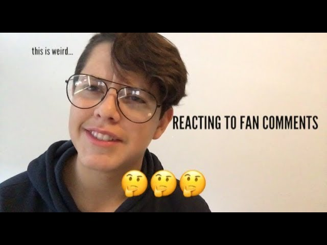 REACTING TO FAN COMMENTS (Carson Johns, Coren Johns, David Wright, Danny Reyes)