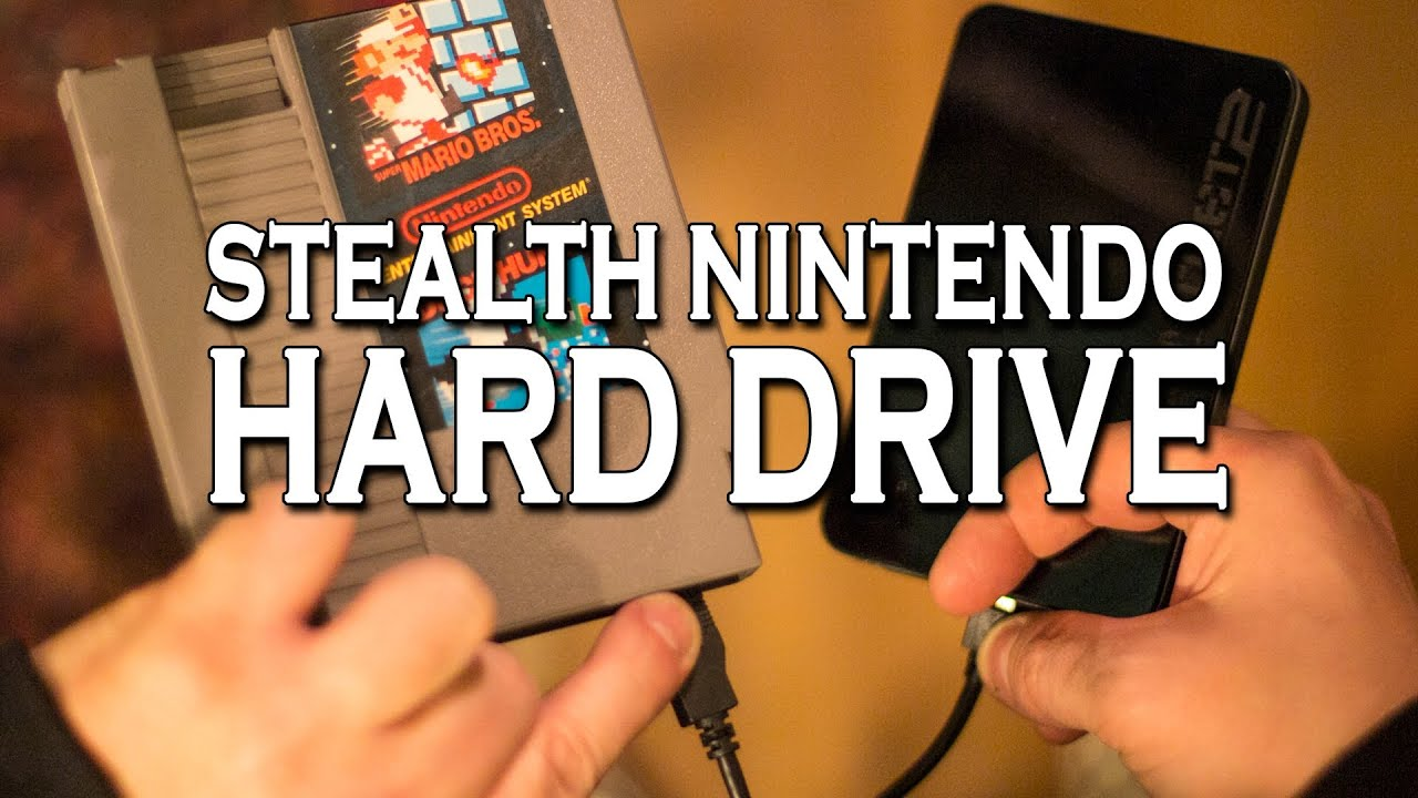 the nes stealth hard