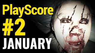 January PlayScores | Newly-Reviewed Games of January 2017