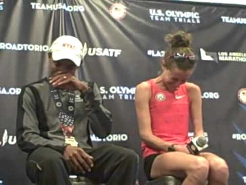 Meb Keflezighi A Hero In Life  Galen Rupp, Amy Cragg, Jared Ward, Desi Linden Talk About Meb