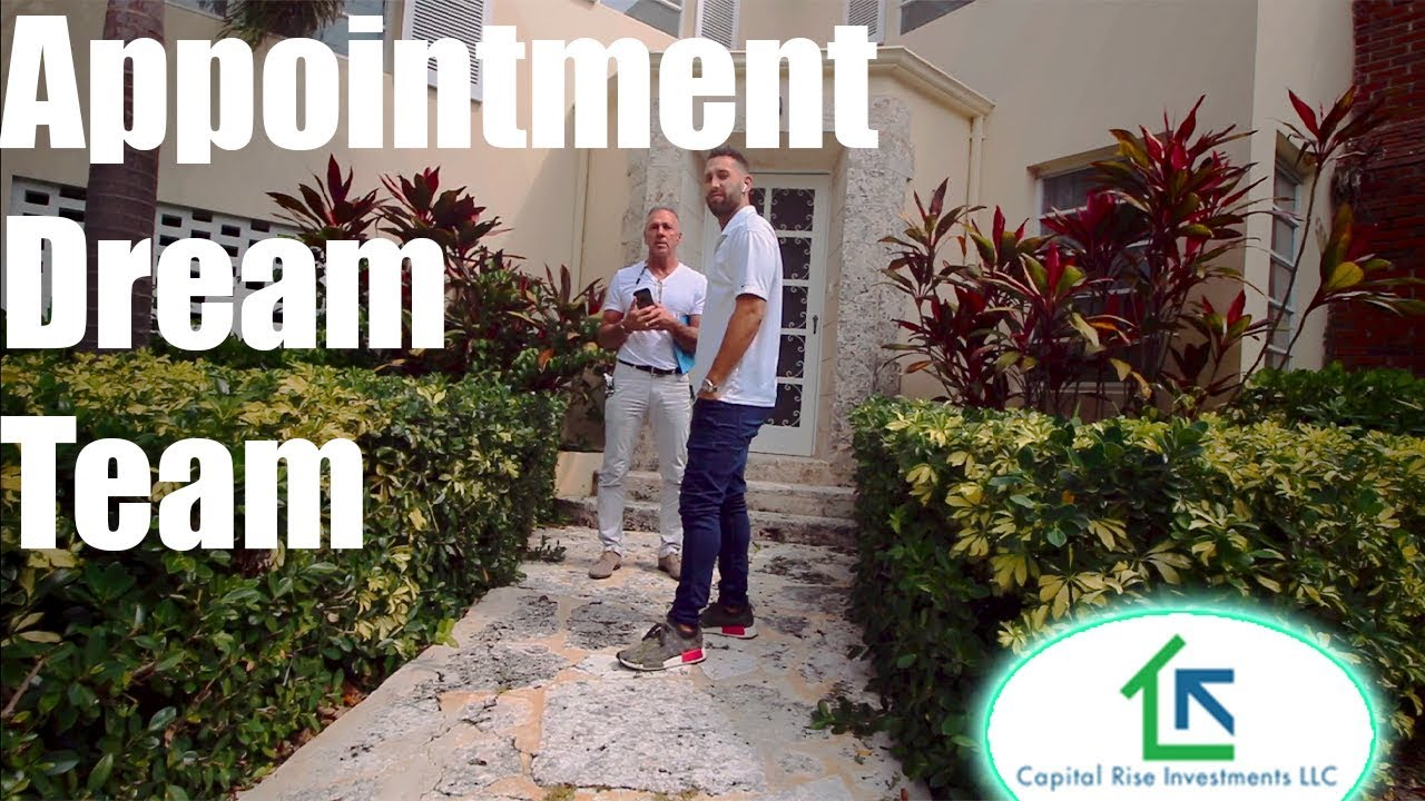 LIVE APPOINTMENT! Real Life Investor Situation