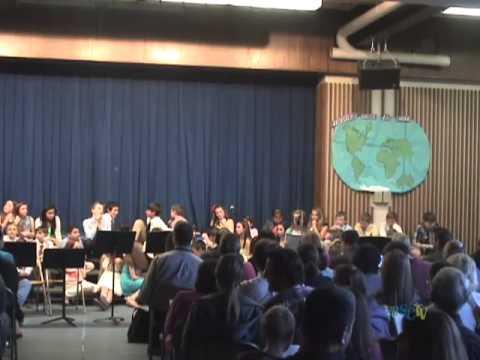 Latimer Lane School: 6th Grade Spring Chorus Concert