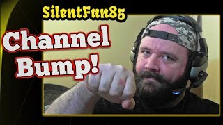 ⇪Channel Bump⇪  Dabs Gaming, MsDomination, TacoFist & Tiamat!