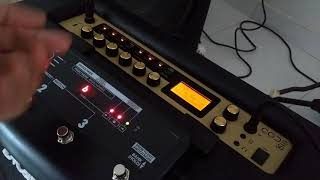 Marshall code footswitch tutorial / dicas