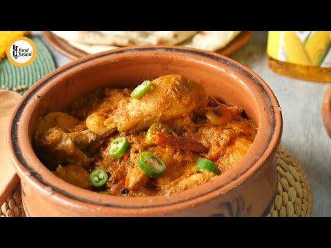 Spicy Matka Handi Recipe By Food Fusion