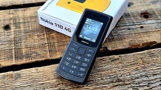 Nokia 110 4G выбор которого нет