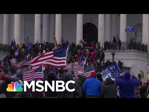 Discussing The Role Online Misinformation Played In Pro-Trump Riots At The Capitol | Stephanie Ruhle
