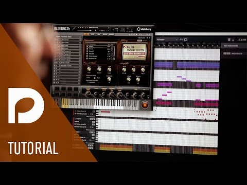 How to Work with Virtual Instruments   Start Working with Dorico