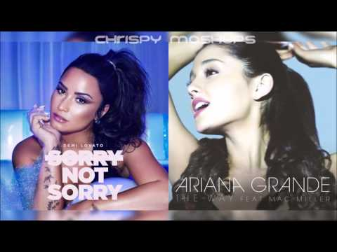 Demi Lovato & Ariana Grande - Sorry Not...