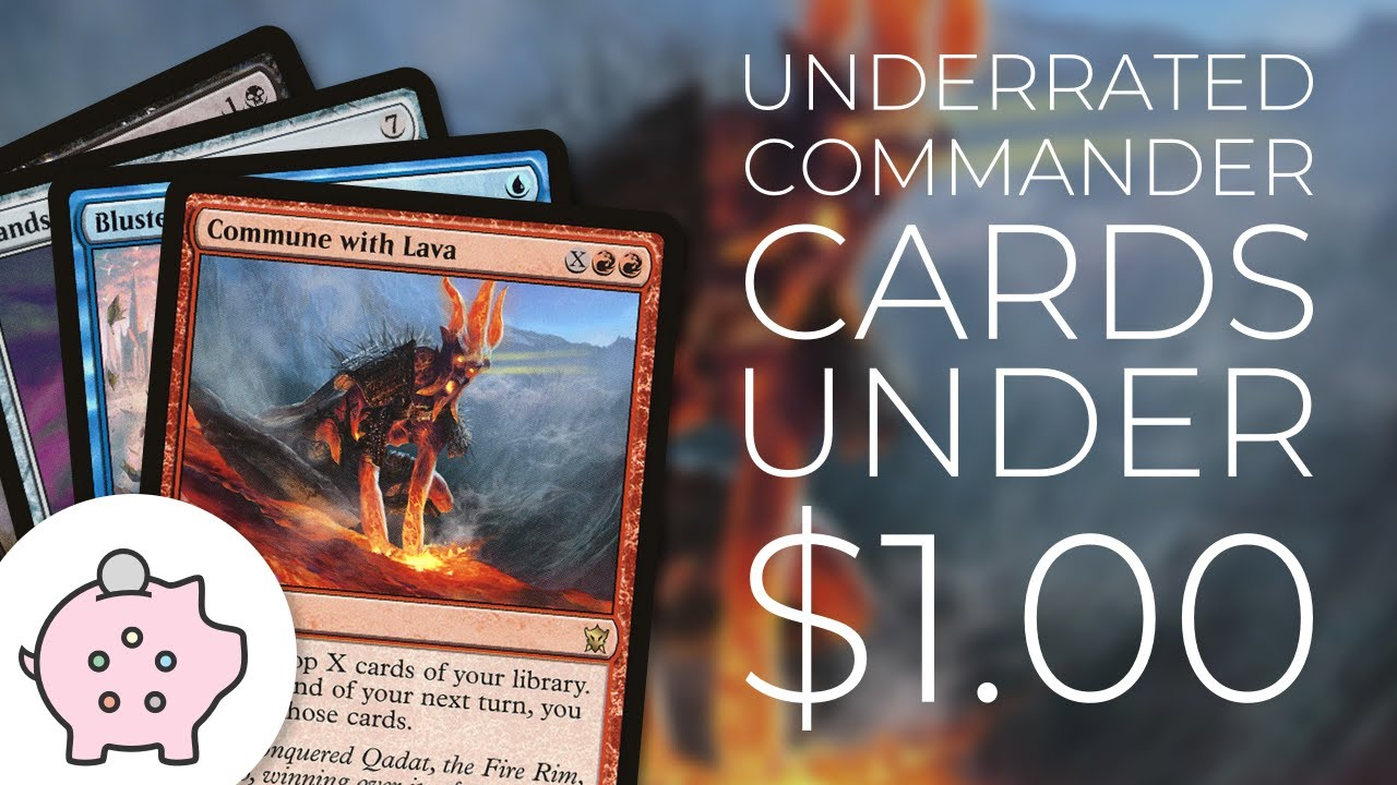 Quest 4 Quarters #14: Underrated Budget Commander Cards by