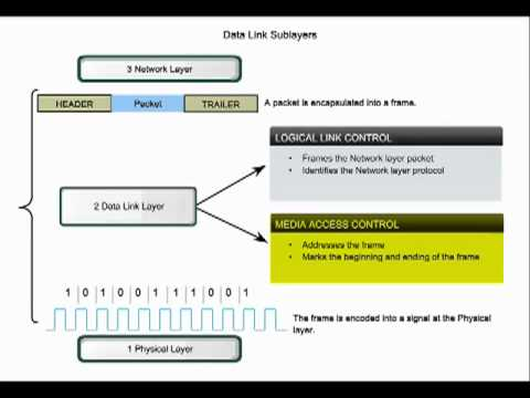 CCNA 1 DATA LINK LAYER Fundamentals CHAPTER SEVEN