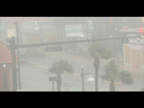 Weather Channel's Sam Champion on Hurricane Matthew damage
