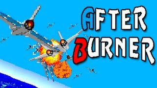 LGR - After Burner - Arcade Game Review