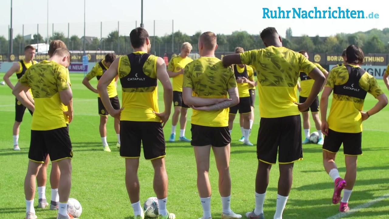 BVB-Training am 27. August