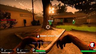 Left 4 Dead 2 Versus: Dark Carnival - Part 1