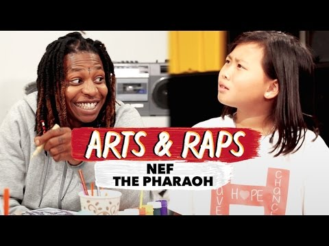 Nef The Pharaoh: The First Rap He Ever Did