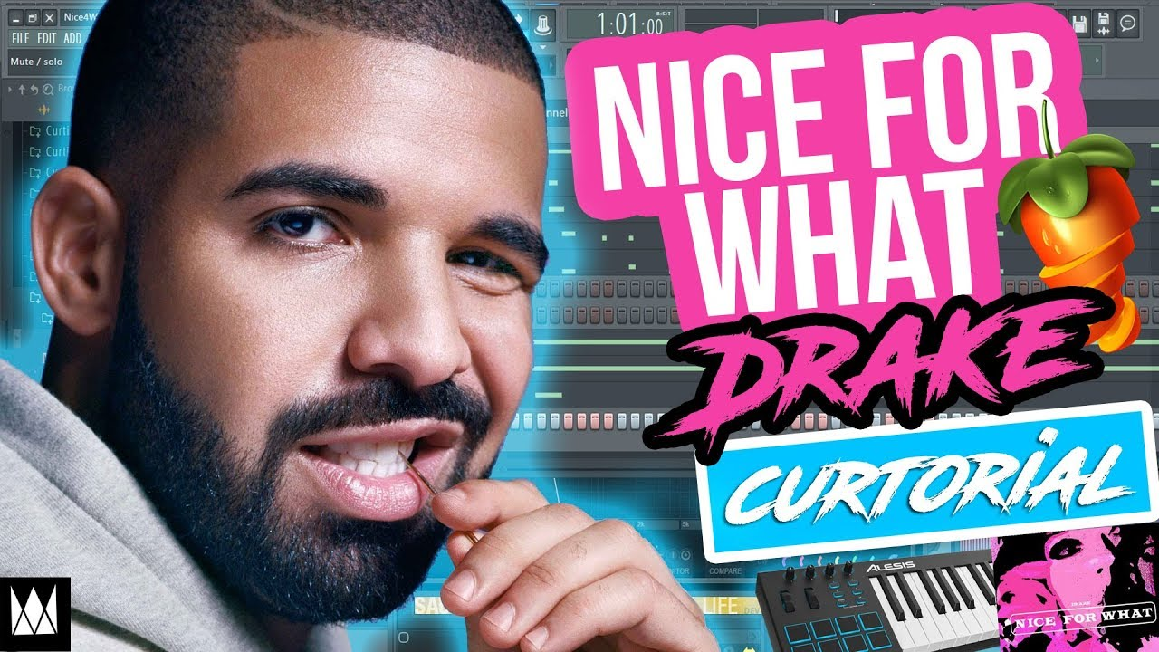 drake nice for what fl studio 12 tutorial youtube