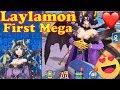 Digital World Evolution First Time raise Mega Digimon Laylamon/Lilithmon