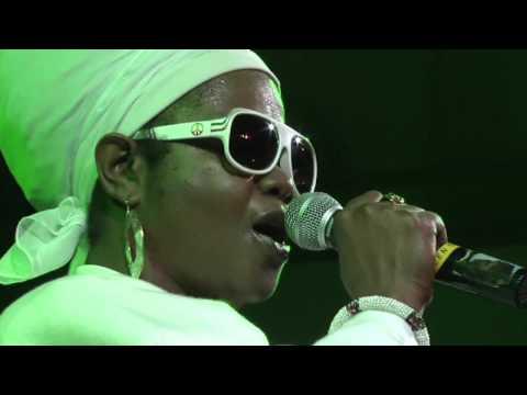 Sister Carol ~Bob Marley's 70th Birthday Concert