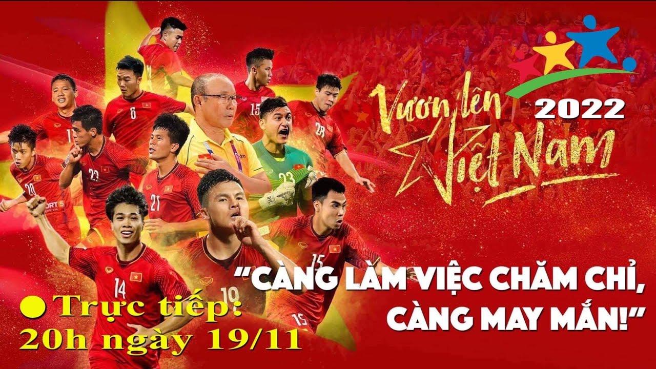 Việt Nam vs Thái Lan: Tưng bừng lễ hội bóng đá