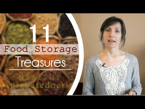 11 Food Storage Treasures for Optimal Food Storage Nutrition