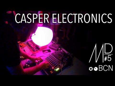 Casper Electronics live at Modular Day Barcelona #05