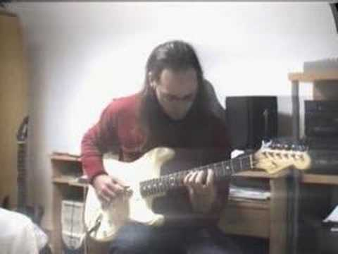 White Christmas Jazz Guitar Chords - YouTube
