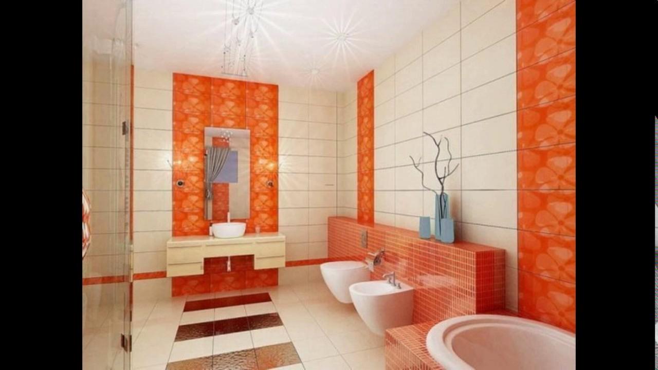 Lanka wall tiles bathroom designs - YouTube