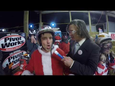 Team 2 Sick visits the Santa Clause Grand Prix