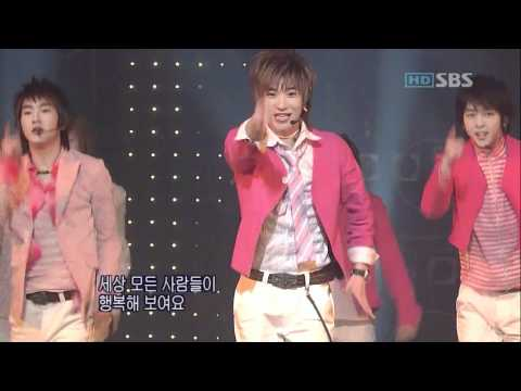 Super Junior - Miracle (Live At SBS 060225)