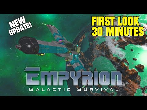 Empyrion - Sci Fi Survival, Ship Builder, Space Exploration in various planets