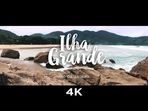 Ilha Grande Trip, Rio de Janeiro Brazil Cinematic 4k Ultra HD