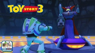 Toy Story 3: The Video Game - Buzz Meets Zurg Again (Xbox 360/Xbox One Gameplay)