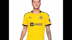 Borussia Dortmund Trikot Saison 20/21