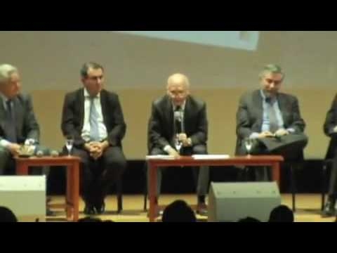 8 Sept 2009 - 1 of 9 - George Soros,  Paul Krugman, Nouriel Roubini - Economic Crisis - PEN