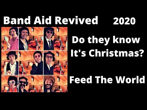 Band Aid Revived  -   Do they know It