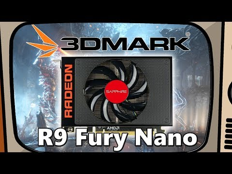 Taking DOWN 3DMark With The Radeon R9 FURY NANO!