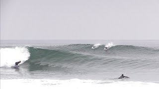 2 KOOKS score perfect waves at LOWERS with Junior PROS!